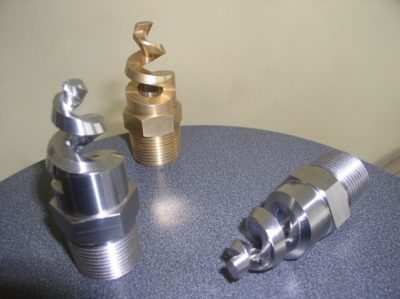 pièce d'usinage turbine