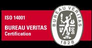 LBCC ISO 14001 bureau veritas